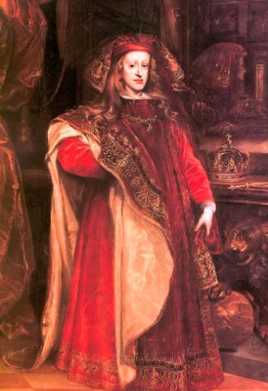 マルガリータ王女 (スペインハプスブルク家と、ラスメニーナス)
