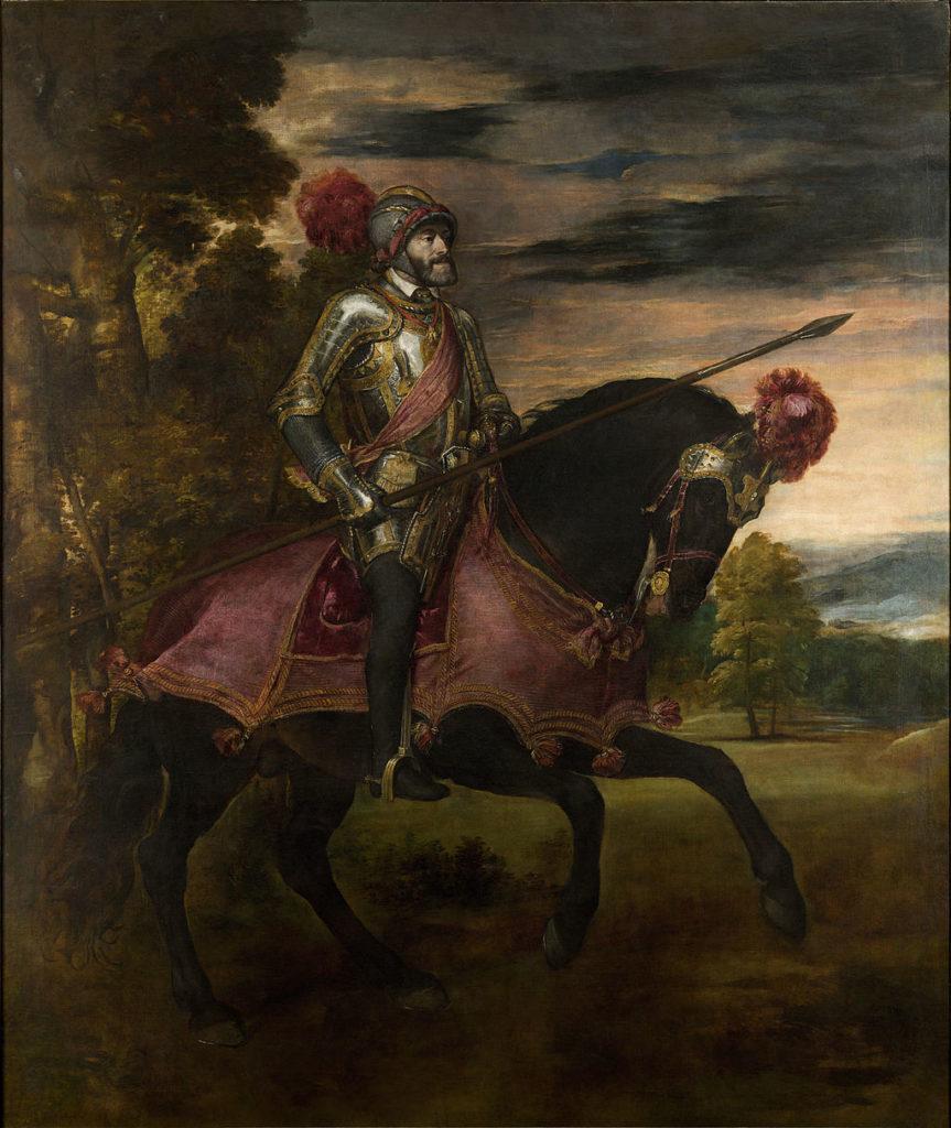 カール5世 カルロス1世