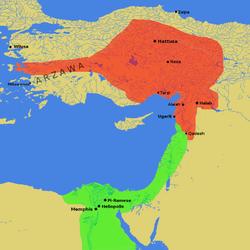 天は赤い河のほとり【秘された製鉄の起源 ヒッタイト帝国とは】