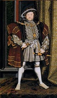 メアリー・ステュワートの人生 (ヘンリー8世)