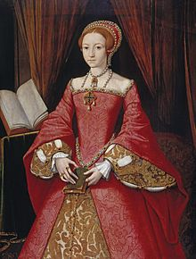 アン・ブーリンの娘エリザベス1世の波乱万丈な人生