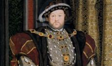 ヘンリー8世の知られざる事実