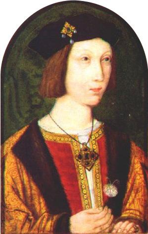 ヘンリー8世の兄