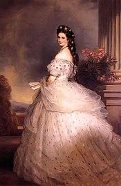 【ハプスブルク家 皇妃】シシィと愛された、絶世の美女エリザベート