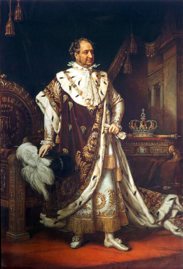 エリザベートとゾフィ (マクシミリアン1世の肖像バイエルンのジョセフ)