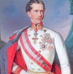 フランツ・ヨーゼフ ゾフィの息子であり、エリザベートの夫