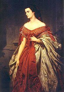 エリザベートの姉ヘレーネ