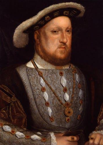 アンブーリンとヘンリー8世
