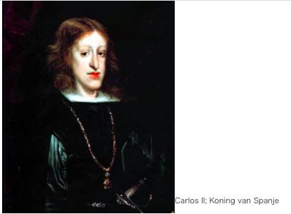 カルロス2世 スペイン王