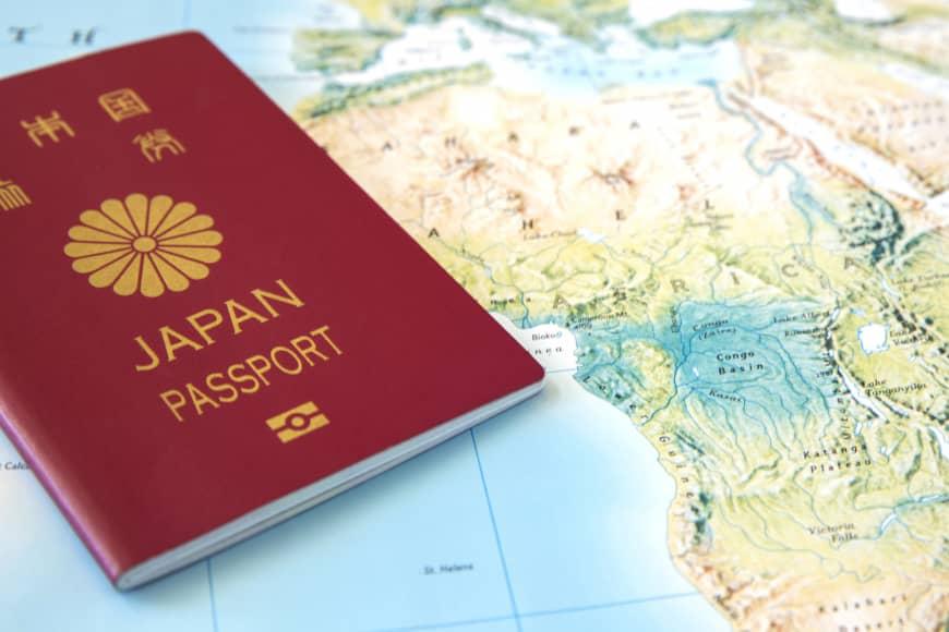 日本のパスポートってすごい