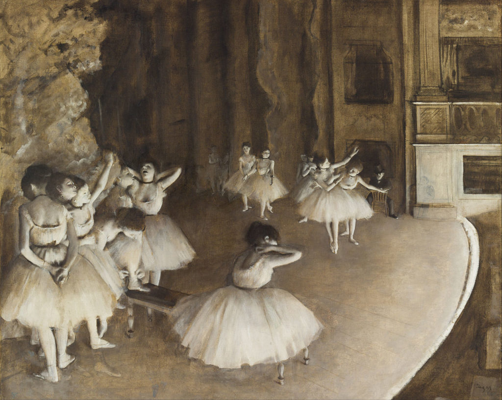 エドガー・ドガ 踊り子の世界
