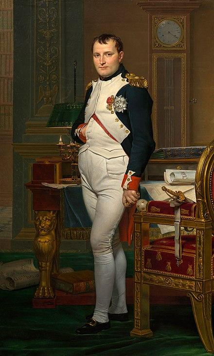 夜明けの皇帝 ナポレオン
