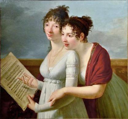 ナポレオンの最初の婚約者 ジュリーとデジレ