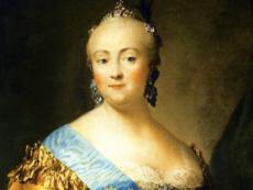 1757年にビギリウス・エリクセンが描いた肖像画