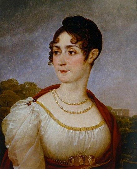ナポレオンの愛妻ジョゼフィーヌ
