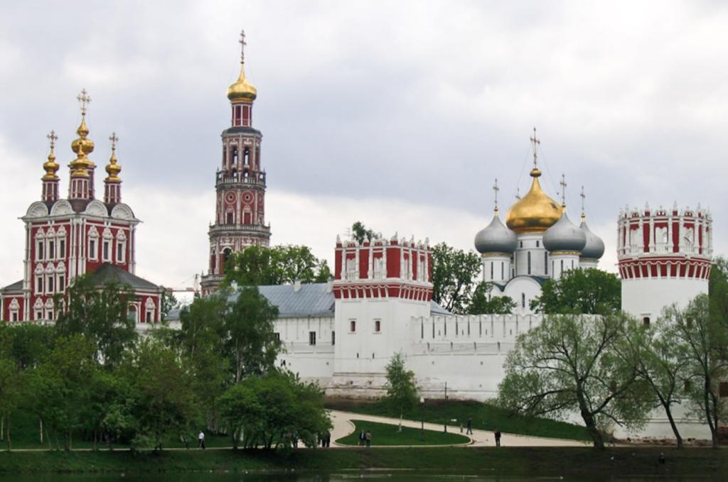 ノヴォジェーヴィチ修道院