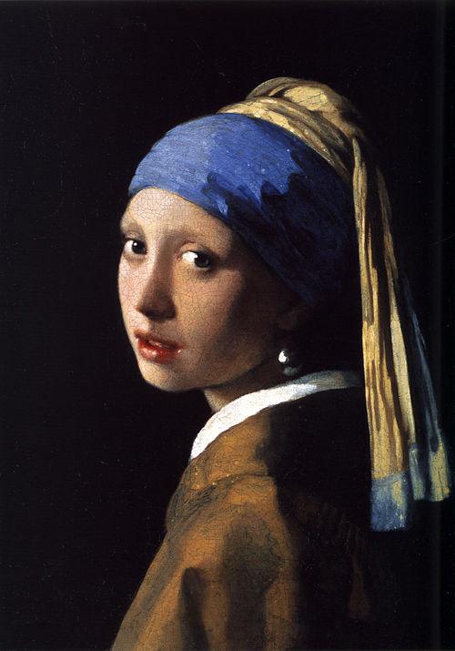 『真珠の耳飾りの少女』フェルメールとラピスラブリ