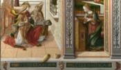 クリヴェッリの聖エミディウスを伴う受胎告知をやさしく解説 (ロンドン・ナショナルギャラリー)
