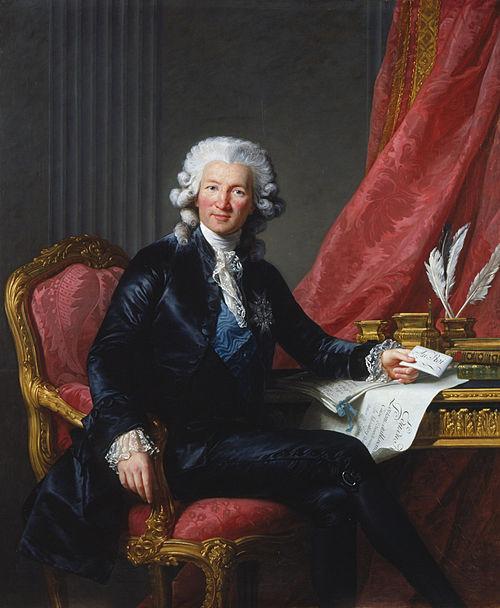 シャルル・アレクサンドル・ド・カロンヌ