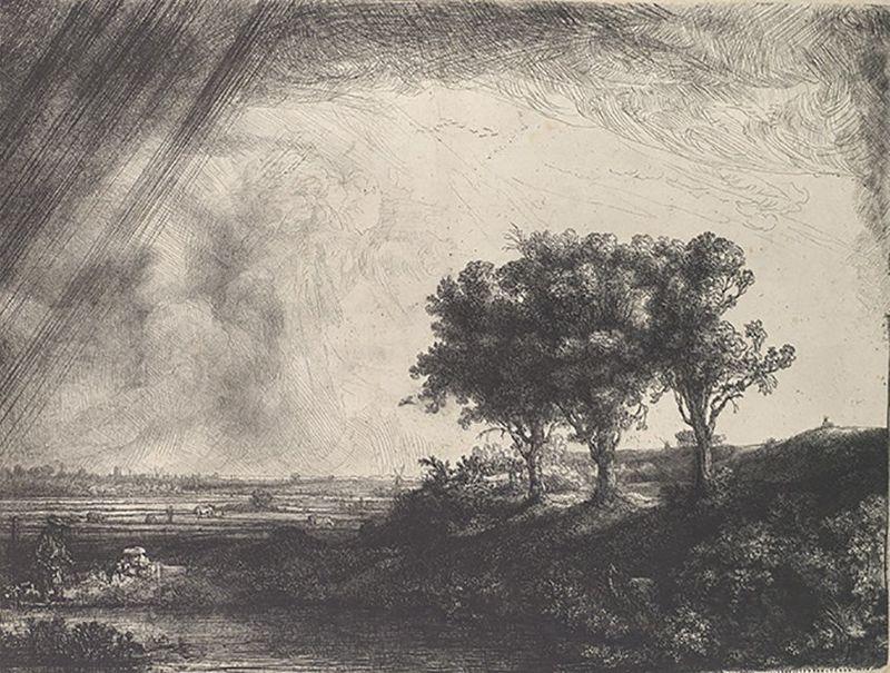 【不倫に自己破産】光と影の巨匠レンブラントの人生になにがあったのか 画はヘンドリッキェ