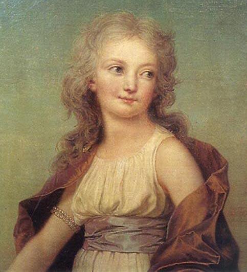 マリー・アントワネットの愛くるしい娘たち (マリー・アントワネットの最後 フランス王妃の覚悟)