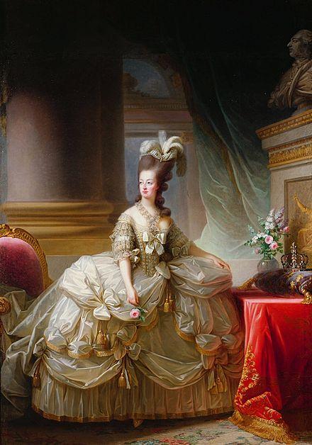 マリー・アントワネットの最後 フランス王妃の覚悟