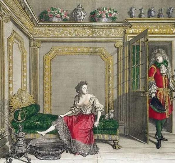 17世紀後半のジャンデュードサンジャン