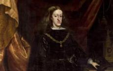 カルロス2世(チャールズ5世)の解剖所見