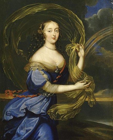 モンテスパン侯爵夫人(マリー・アントワネットの最後 フランス王妃の覚悟)
