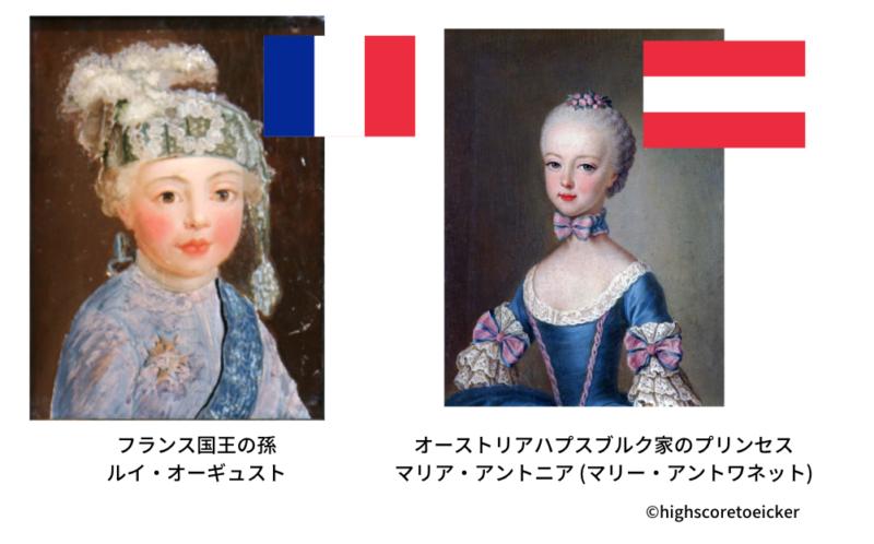 【逝くならフランス王妃として】マリー・アントワネットの悲喜劇的な生涯 (少年時代のモーツアルト)