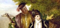 アンブーリン 処刑された王妃とヘンリー8世