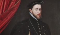 フェリペ2世の肖像画 (スペインハプスブルク)