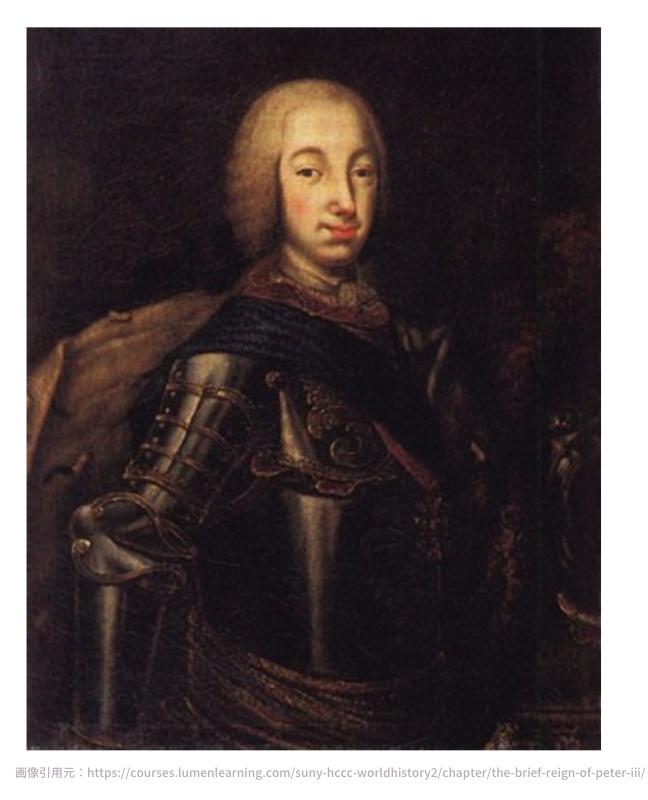 ピョートル1世 (ロシア皇帝)