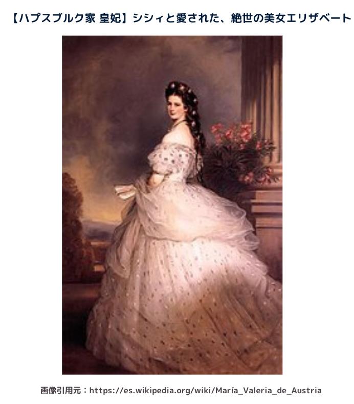 エリザベート (シシィ) の肖像画