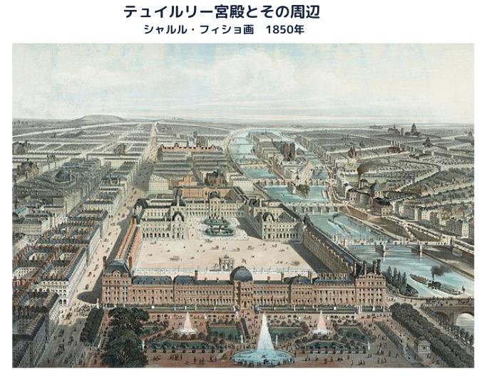 テュイルリー宮殿