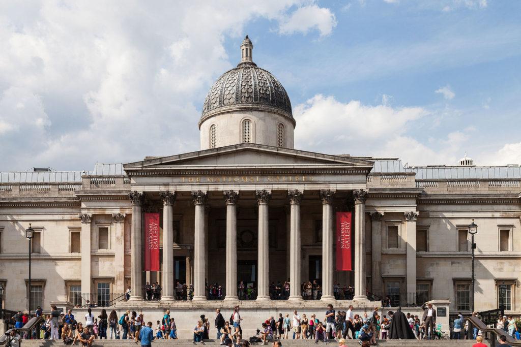ロンドン・ナショナルギャラリー
