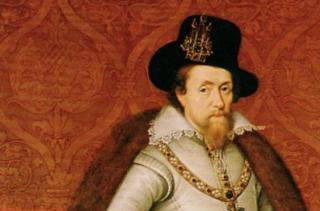 メアリー・ステュアートの息子 ジェームズ1世