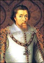 ジェームズ1世の肖像画