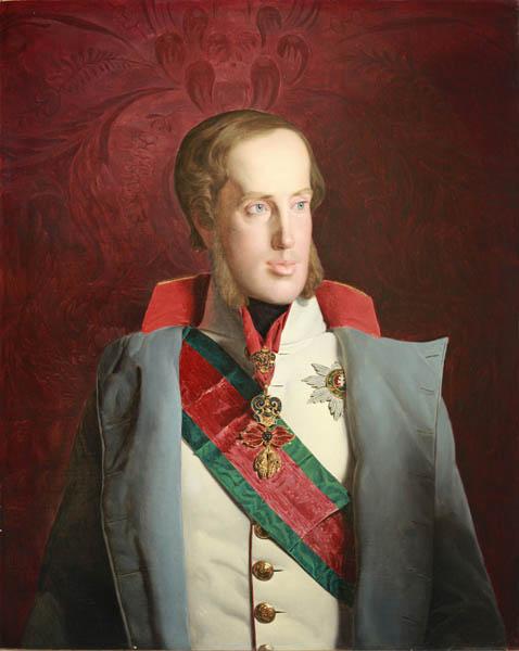 フランツ・カールの肖像画 (ゾフィ の夫)