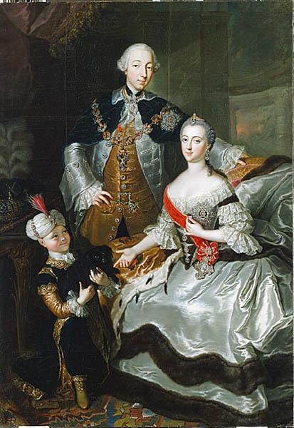 エカチェリーナ (皇太子夫妻)