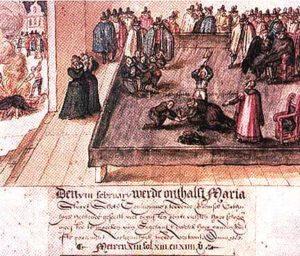 メアリースチュワート 処刑