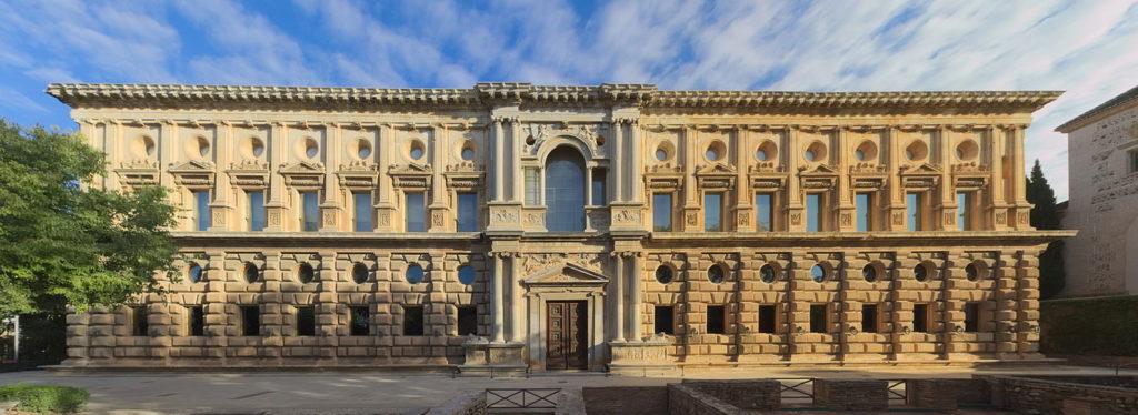 カルロス5世の宮殿