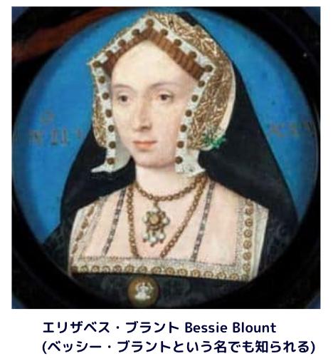Elizabeth Blount,