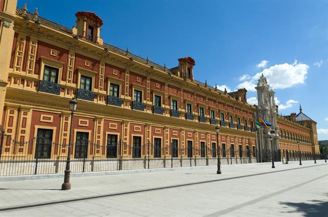 Palacio de San Telmo, Seville
