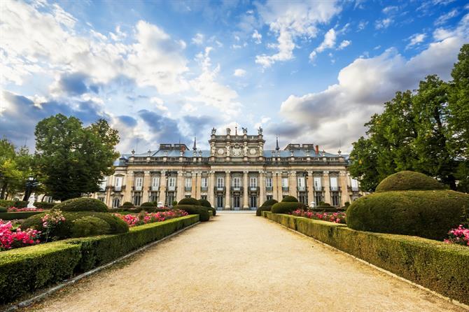 ラ・グランハ宮殿