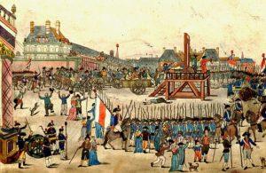 ロベスピエールの処刑