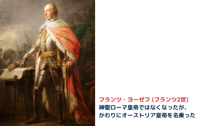 フランツ・ヨーゼフ (ヨーゼフ2世)