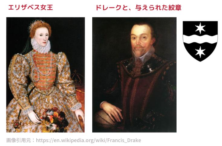 エリザベス女王と海賊