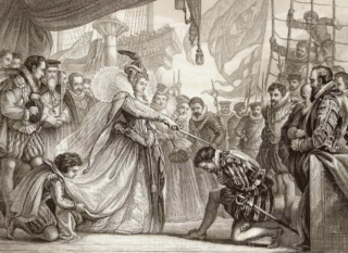 pirates and elizabeth of england