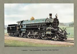 オーストリアのお召し列車